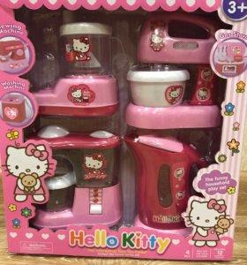 Набор бытовой техники Hello Kitty