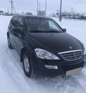 SsangYong Kyron 2.0 MT