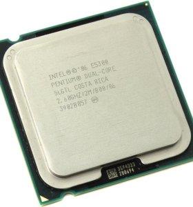 Pentium Dual-Core E5300 2,6 Ghz
