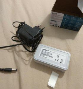 Switch D-Link DES1005C