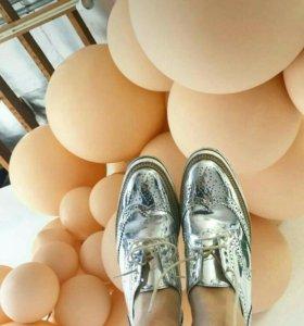 Лоферы - ботинки