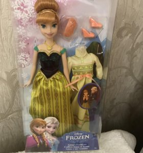 Frozen Anna оригинал