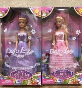 Куклы принцессы барби