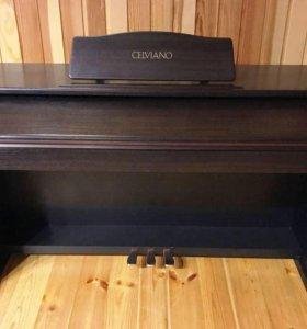 Цифровое пианино CASIO CELVIANO AP-20 ЯПОНИЯ
