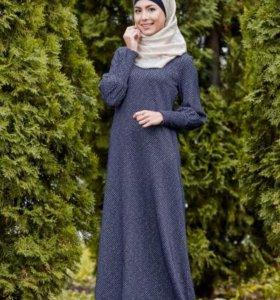 Новое мусульманское платье