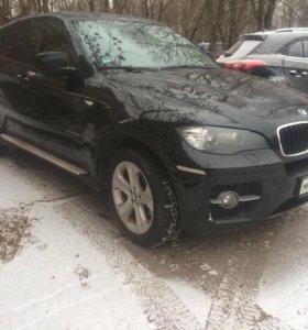 BMW X6 3.0 245 л. 2011 гв.104000 пробег