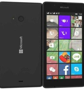Смартфон Microsoft Lumia 540 Dual