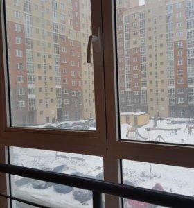 Окно балконное панорамное