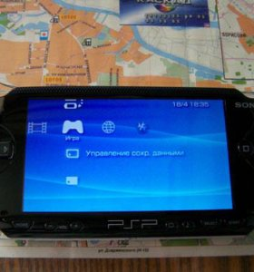 Sony PlayStation Portable PSP E1008 новая доставка