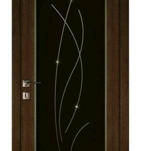 Двери с комплектующим и установкой