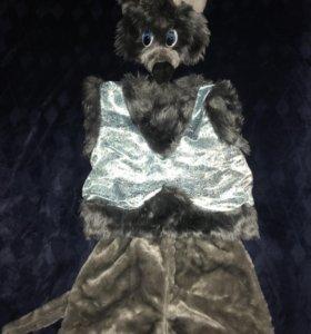 Новогодний костюм мышонка