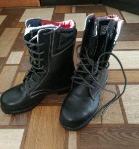 Ботинки (спец обувь)