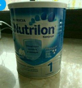 Nutrilon Облегчает колики и запоры