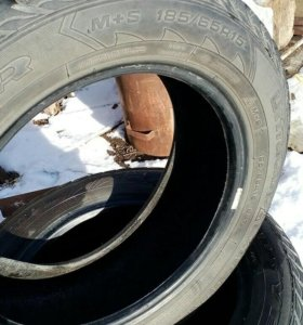 Зимние шины 4 колеса GOOD YEAR 185/65 R15
