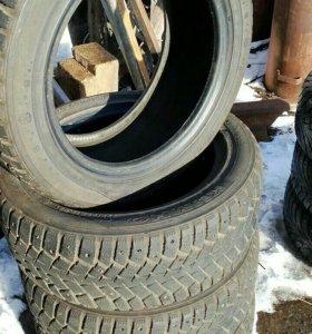 Зимние шины 4 колеса KUMHO 195/55 R15