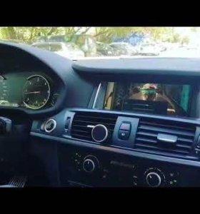 Видео в движении BMW