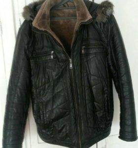 Дублёнка-куртка