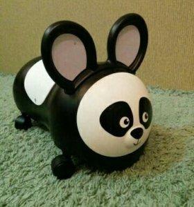 """Игровая каталка для детей """"Панда"""", Smoby"""
