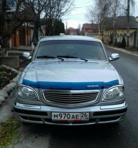 ГАЗ 31105, Волга