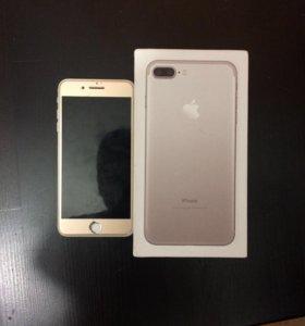 Apple iPhone 7plus 64gb