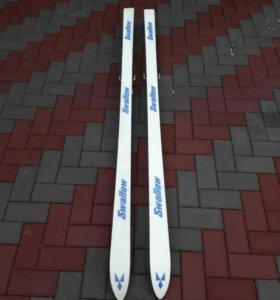 Лыжи горные быстрые
