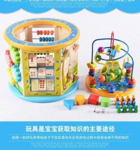 Развивающая игрушка Имитация Монтессори