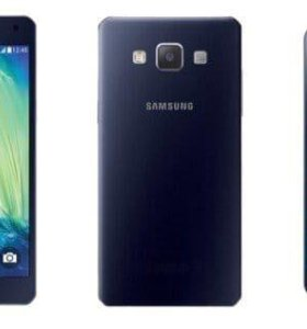 Samsung Galaxy A5 2015 black