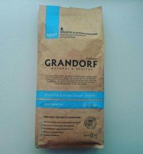 Grandorf для кошек с чувствительным пищеварением
