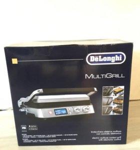 Гриль двухконтактный Delonghi 1030 (новый)