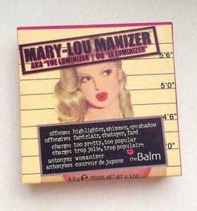 Хайлайтер / Highliter The Balm Mary-Lou Manizer