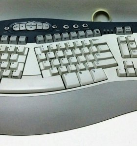 Клавиатура Microsoft natural keyboard 1.0A