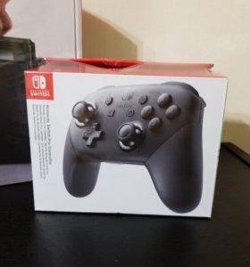 Аксессуар для Nintendo Switch Pro контроллер