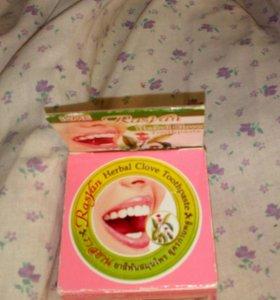 Забная паста тайланд