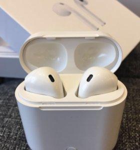 Apple AirPods Беспроводные Наушники