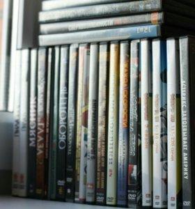 DVD фильмы - 20 шт