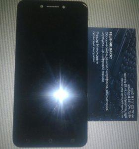 Тачскрин Asus Zenfone Live ZB501KL черный