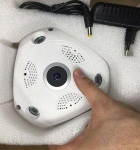 Камера онлайн Видеонаблюдения 360градус