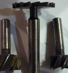 фрезерный металлорежущий инструмент