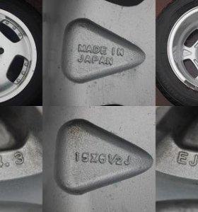 R15 6.5JJ ET 38 ЦО 55 (5-114,3)