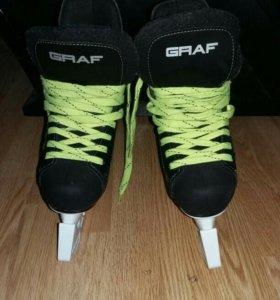 Коньки хоккейные Graf 035 super