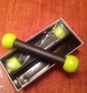 Палочки для занятий Zumba fitness