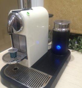 Кофемашина Nespresso DeLonghi Citiz