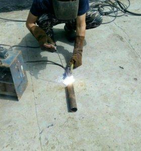 Заводской трансформаторный сварочный аппарат