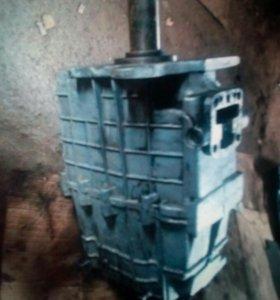 Коробка и запчасти газ3309