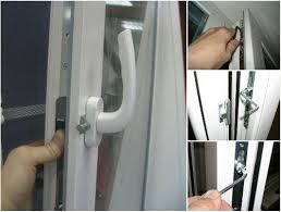 Ремонт (регулировка) пластиковых окон и дверей