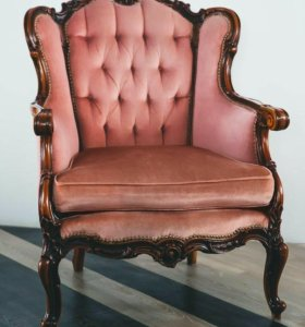 Кресло рококо