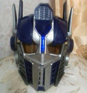 Hasbo Transformers шлем C0878