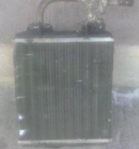 Радиатор отопителя ваз .класика