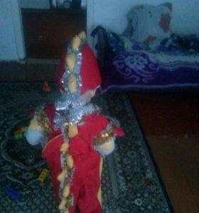 Новогодней костюм дракончик