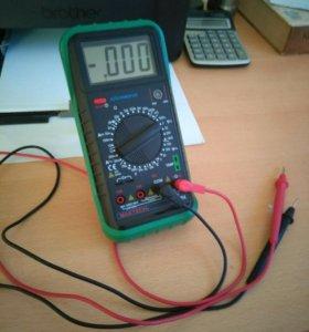 Мультиметр тестор